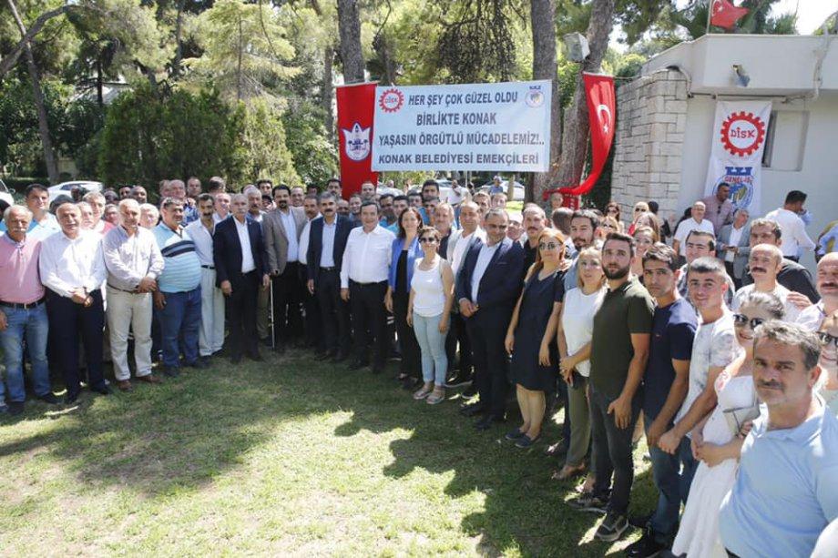 Konak Belediyesi Toplu İş Sözleşmesinde KHK'lı İşçiler İçin İyileştirme