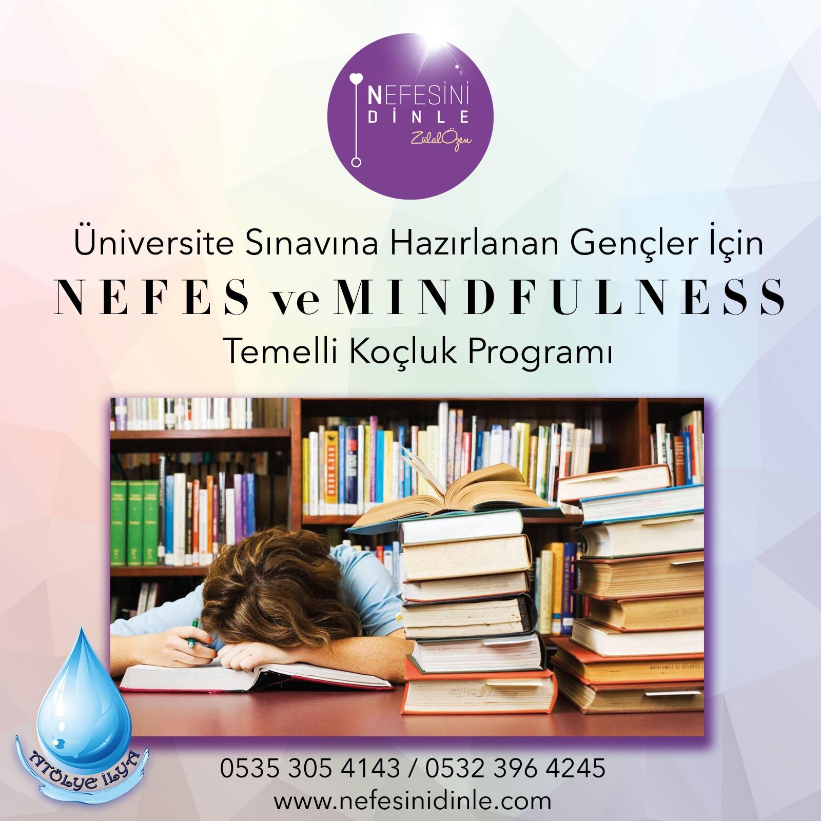 Nefes ve Mindfulness Temelli Koçluk Programı