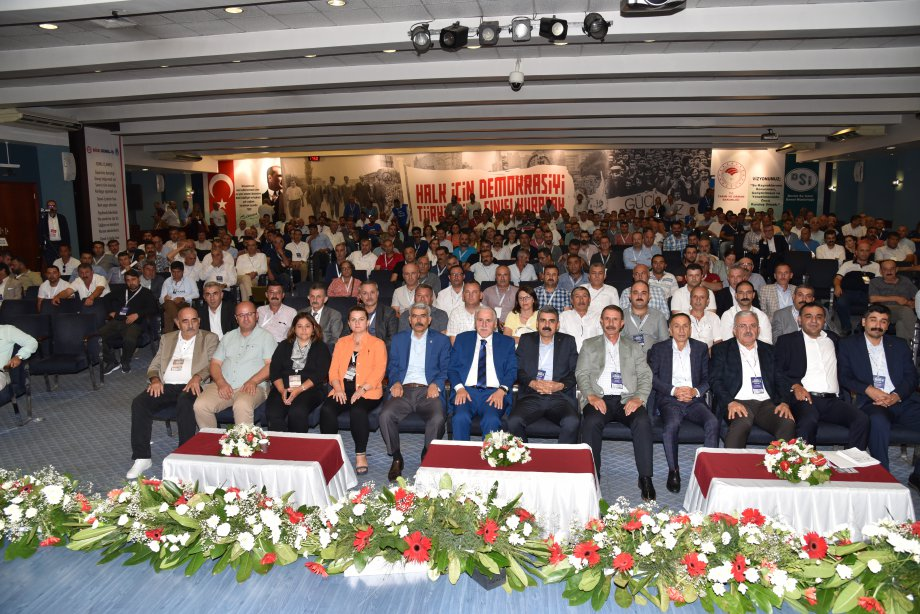 17. Genel Kurulumuz Birlik, Mücadele ve Dayanışma Şiarı ile Yapıldı