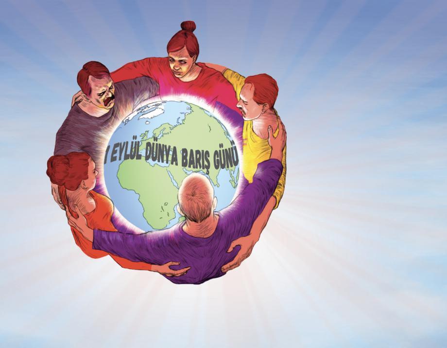 Artık Yeter! Her Yerde Barış Talep Ediyoruz!