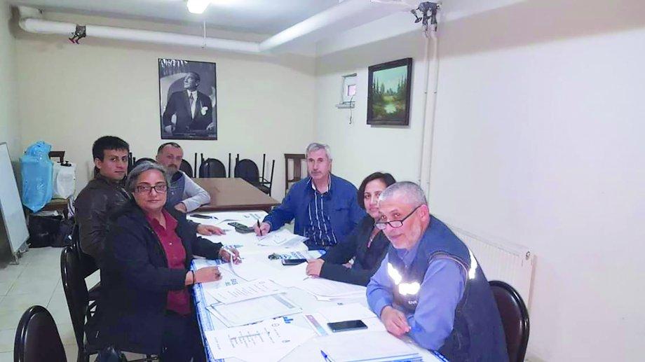 Halkalı 2. Etap 441/ Ada Yönetimi Sözleşmesinde Lojman Tahsisi, Ücretsiz Soğuk ve Sıcak Su, Isınma Bedeli ile Elektrik Tüketimi Yardımı