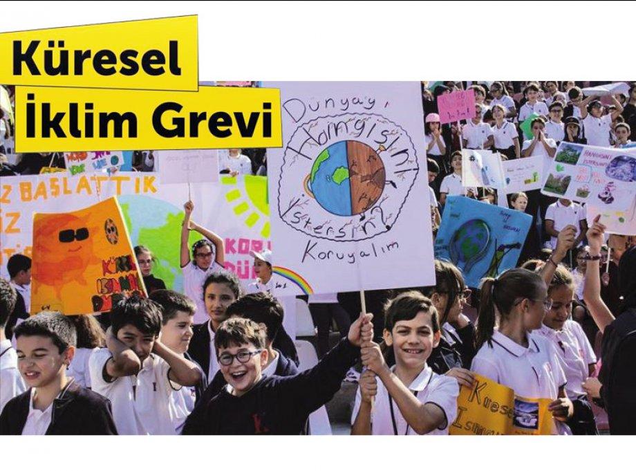 İklim Krizine Karşı İşçi Sınıfı Göreve