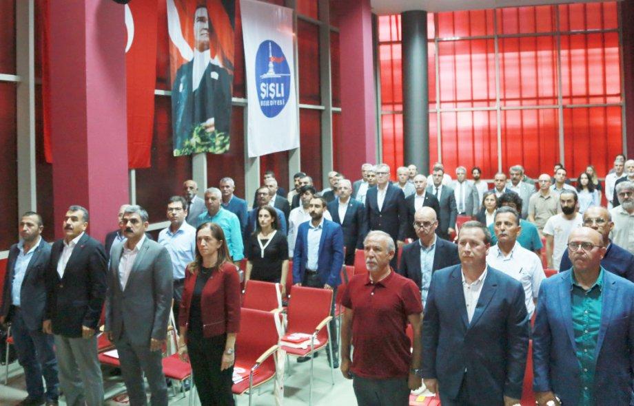 Emeğin Türkiye'si İçin Omuz Omuza