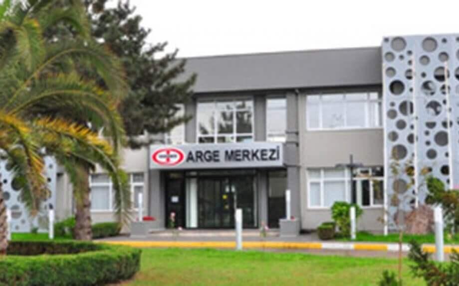 Erdemir Ar-Ge Merkezi