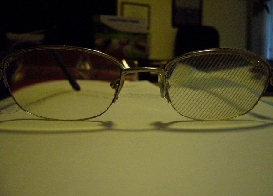 Gözlük, az gören gözlüğü, prizmalı gözlük uygulamaları