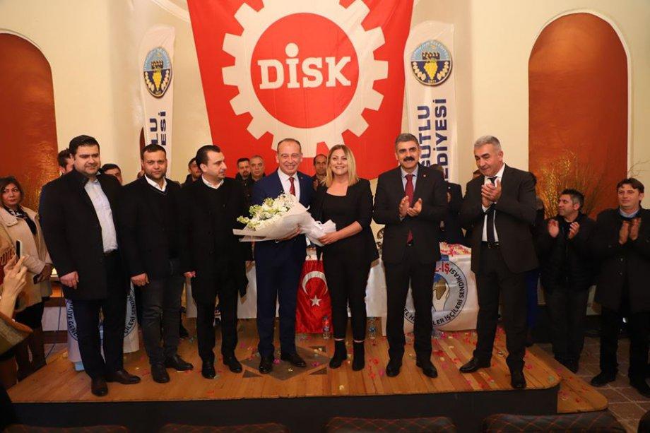 Turgutlu Belediyesi'nde Toplu İş Sözleşmesi İmzaladık