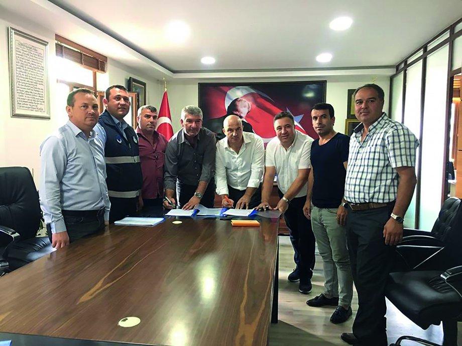 Saray Belediyesi'nde Toplu İş Sözleşmesi İmzaladık