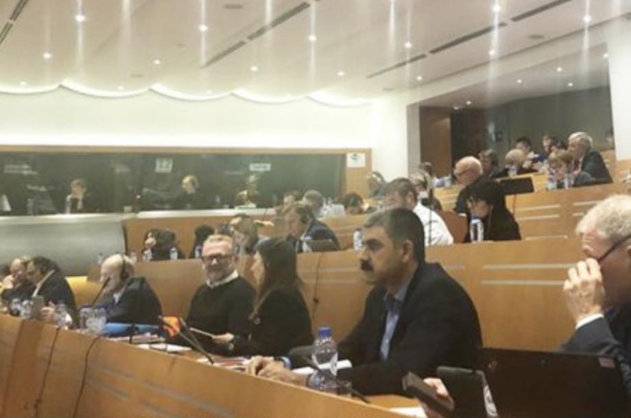 EPSU Yürütme Kurulu Toplantısına Katıldık