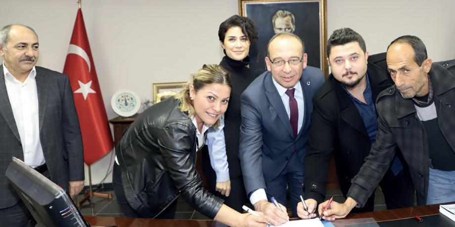 Turgutlu Belediyesi Toplu İş Sözleşmesi