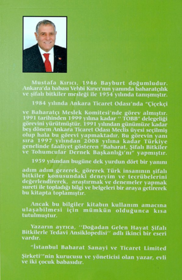 Şifa Bahçesi - Mustafa Kırıcı