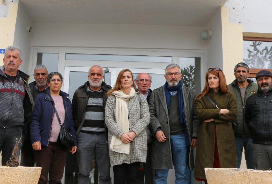 Mazgirt Belediyesi'nde Yapılan Hukuksuzluğun Takipçisiyiz