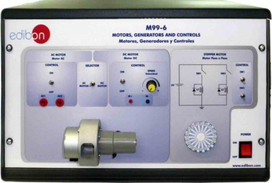M99-6 Motors, Generators and Controls Unit