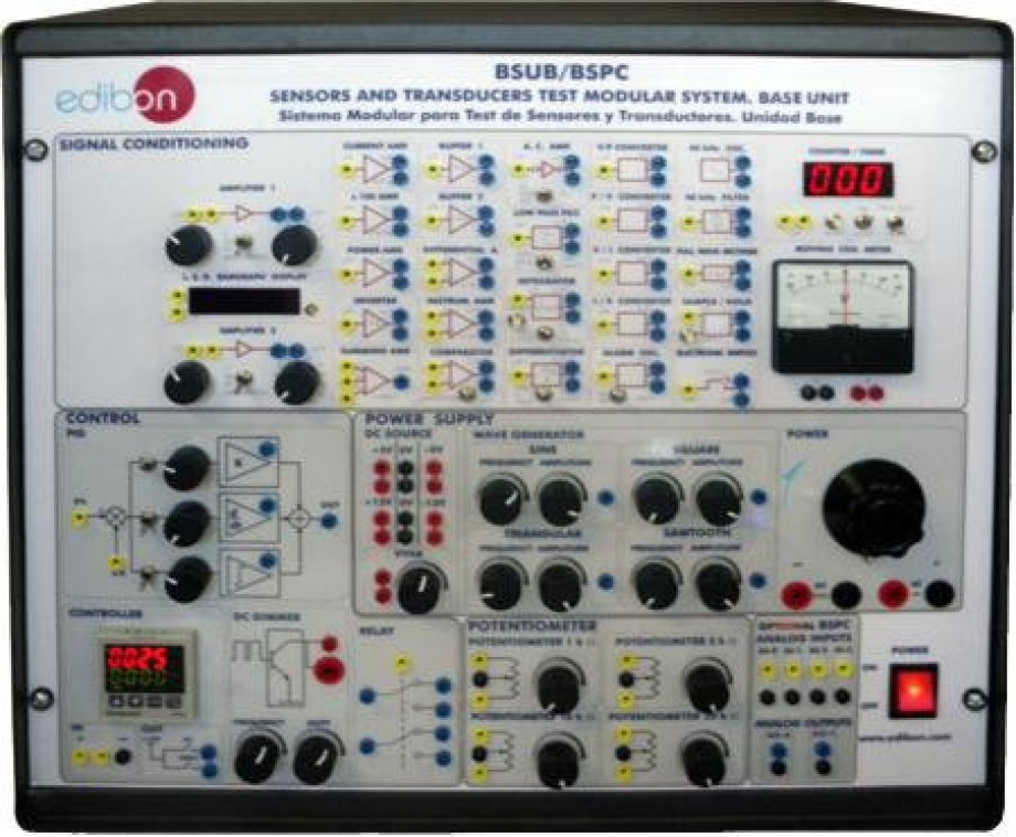 BSPC Computer Controlled Basic Unit