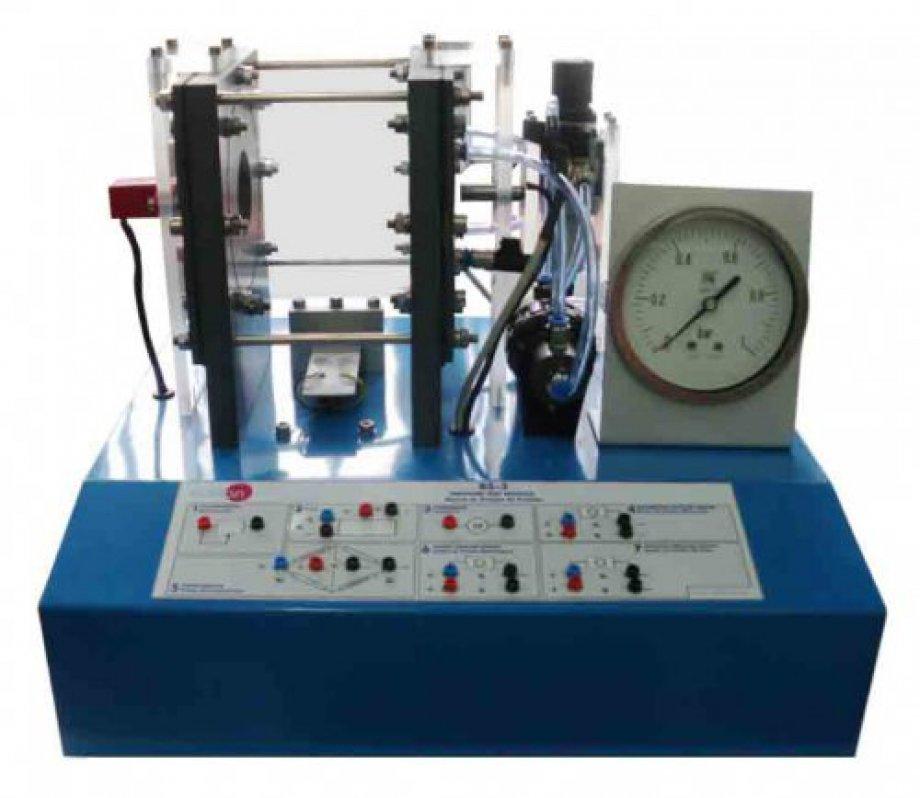 BS3 Pressure Test Module