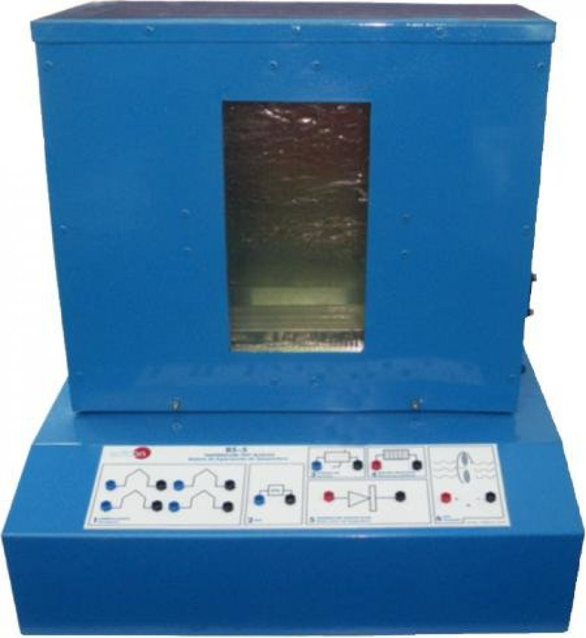 BS5 Ovens Test Module