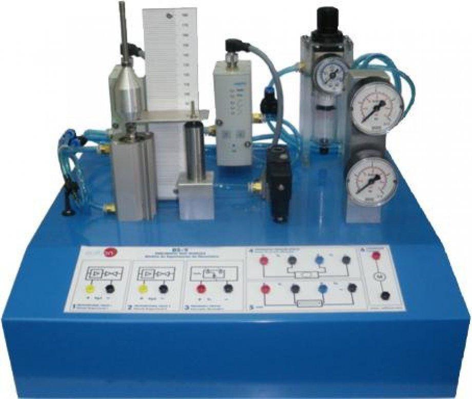 BS9 Pneumatic Test Module