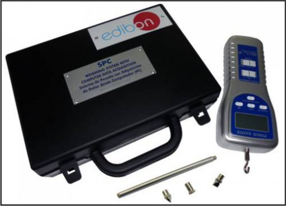 SPC Weighing System, with Computer Data Acquisition