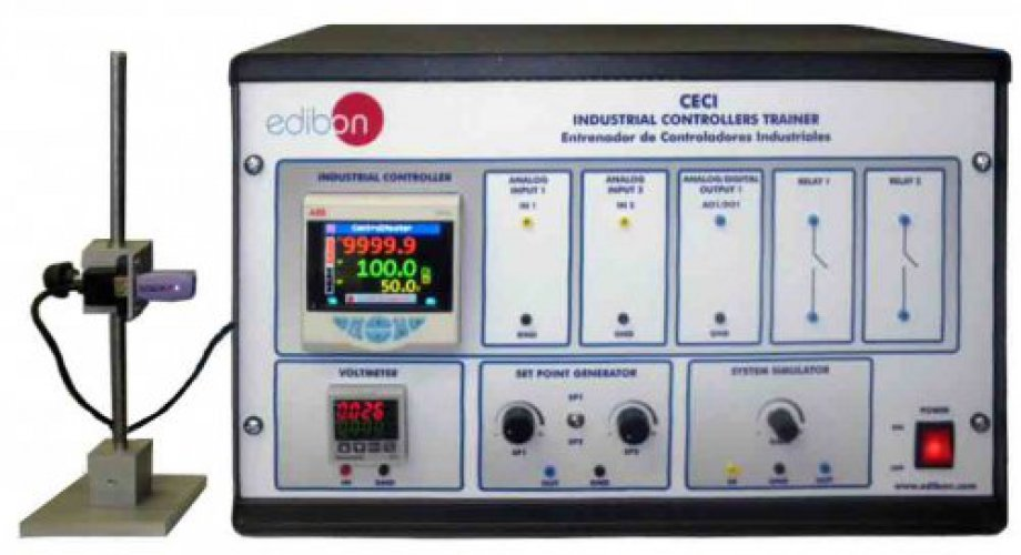 CECI Industrial Controllers Trainer