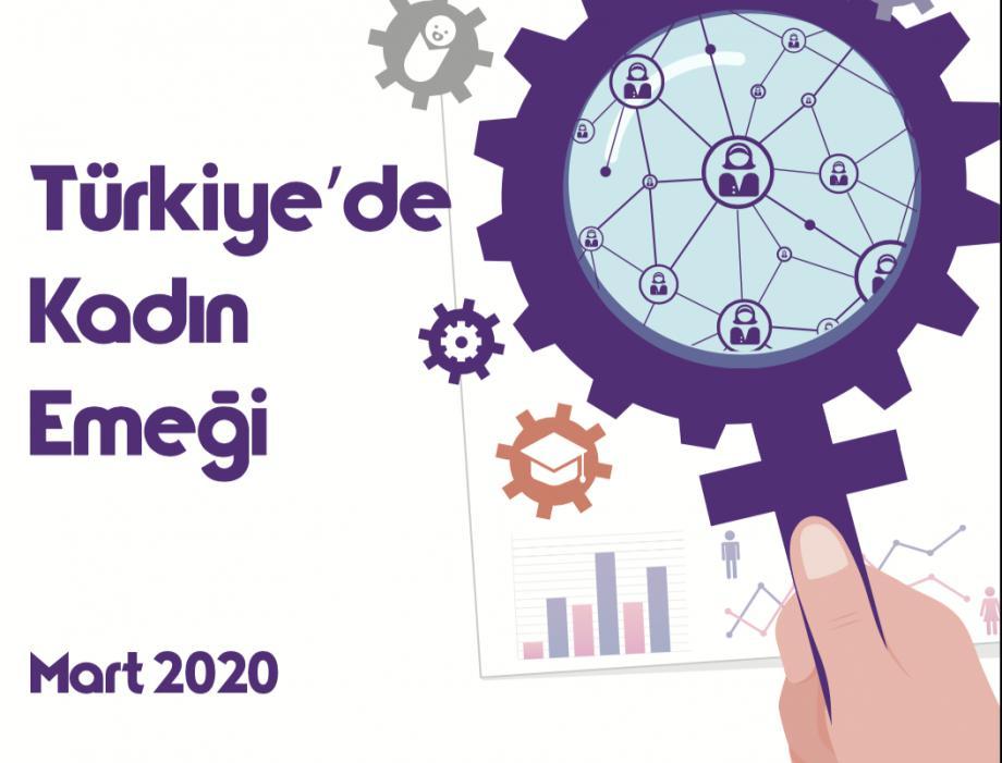 ''Türkiye'de Kadın Emeği'' Raporumuz Yayımlandı