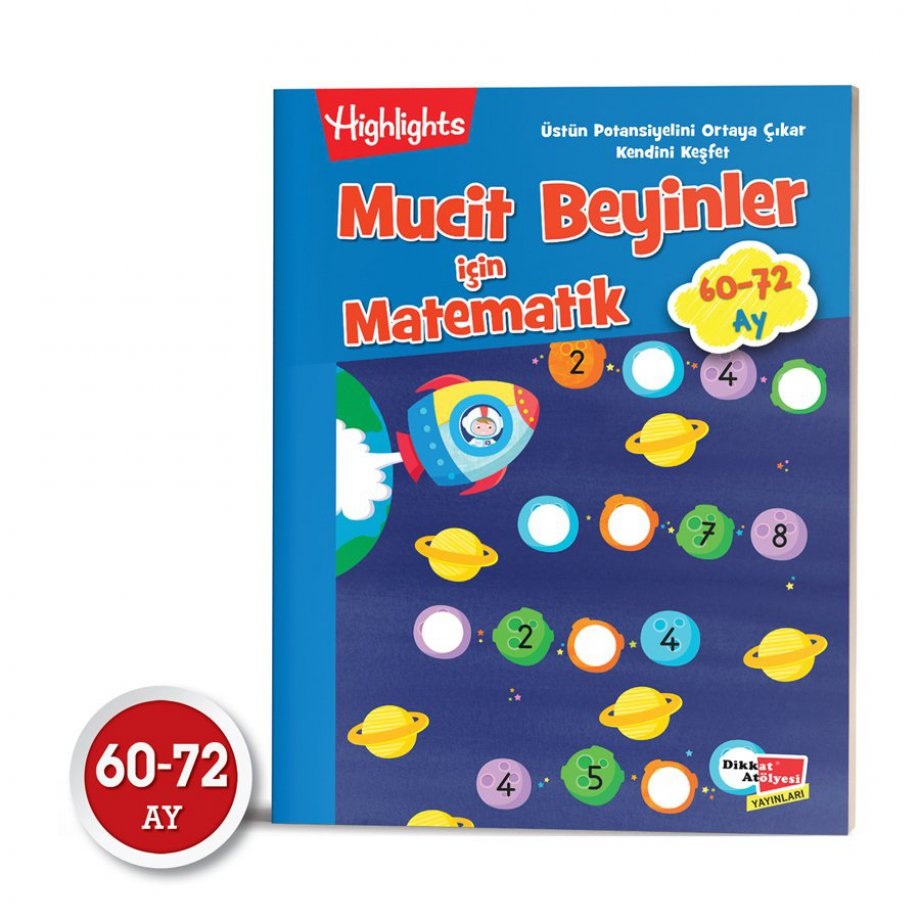 MUCİT BEYİNLER (60-72 Ay)