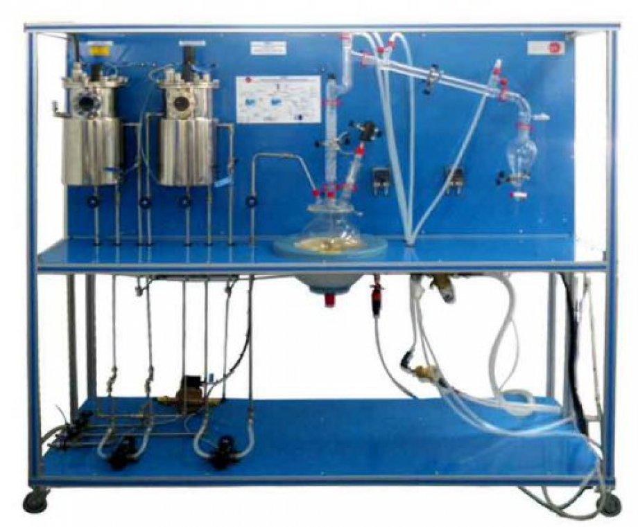 EBEC Computer Controlled Bioethanol Process Unit