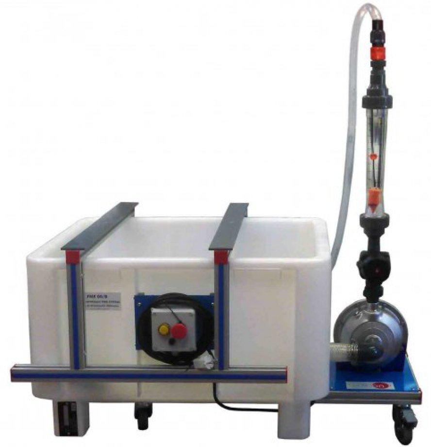 FME00/B Basic Hydraulic Feed System