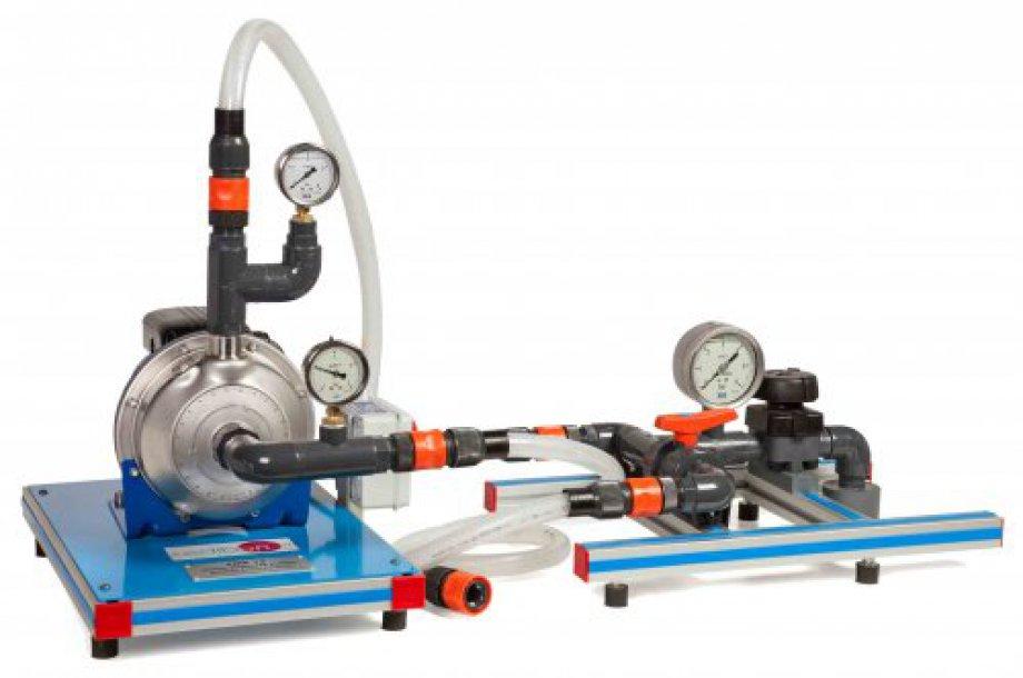 FME12 Series/Parallel Pumps
