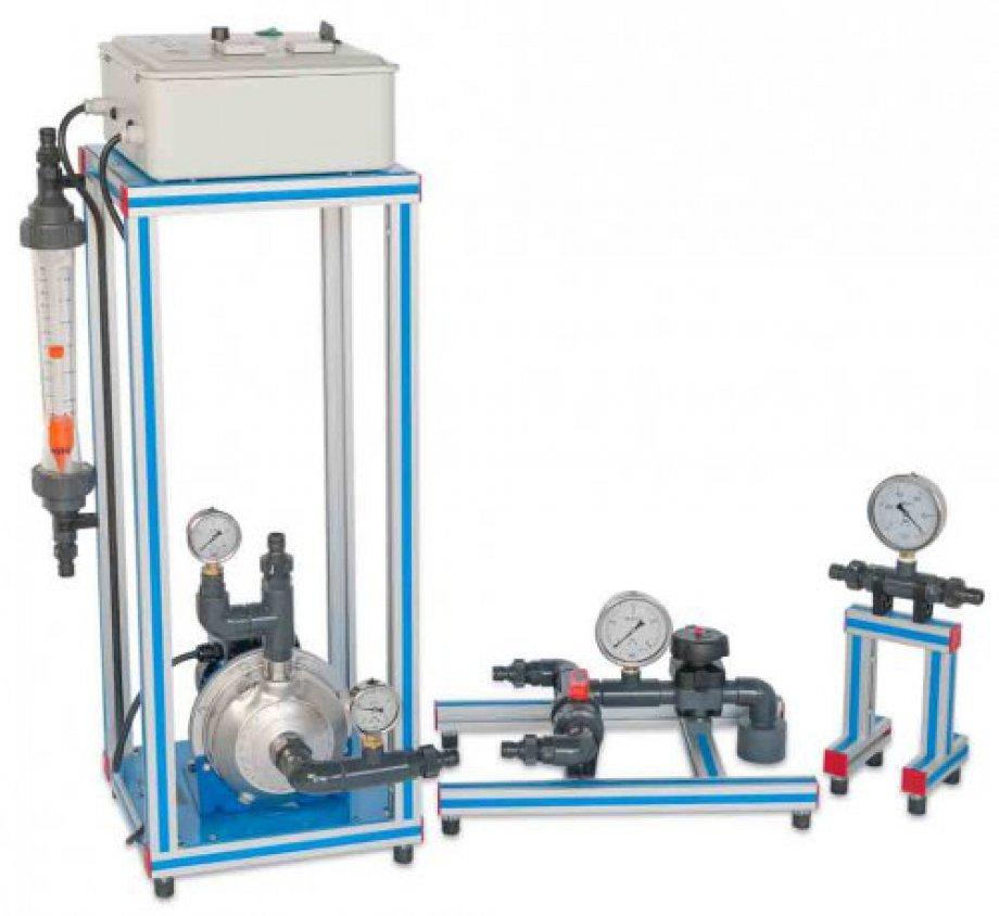 FME13 Centrifugal Pump Characteristics