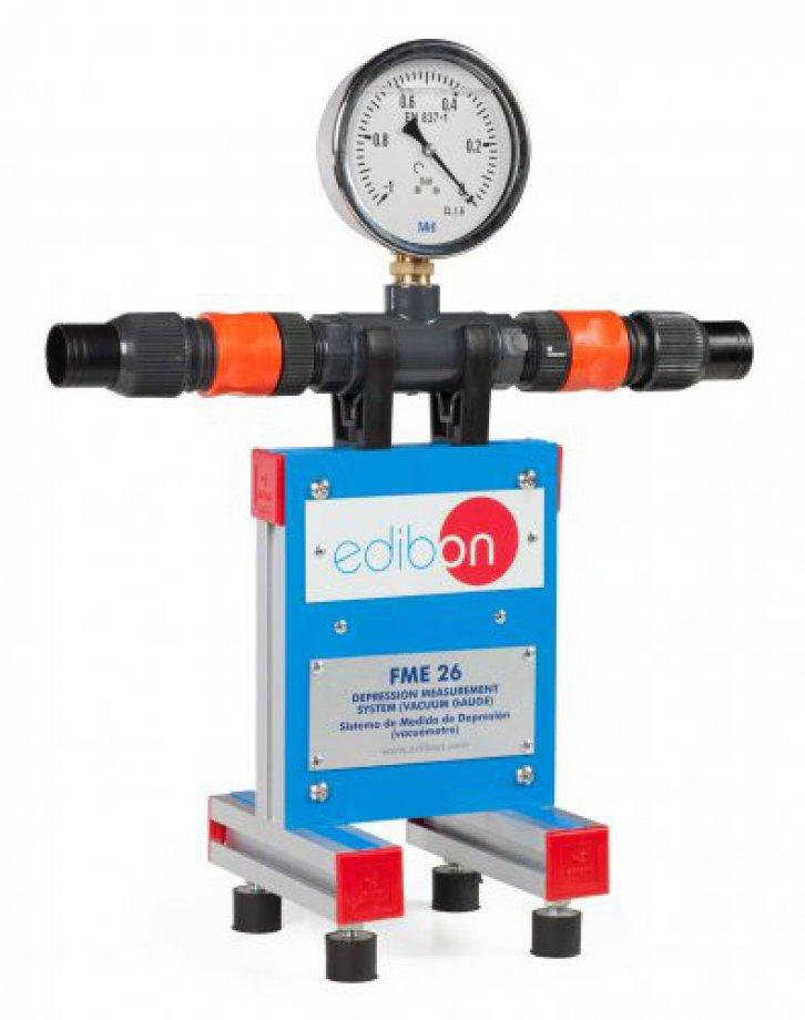 FME26 Depression Measurement System (vacuum gauge)