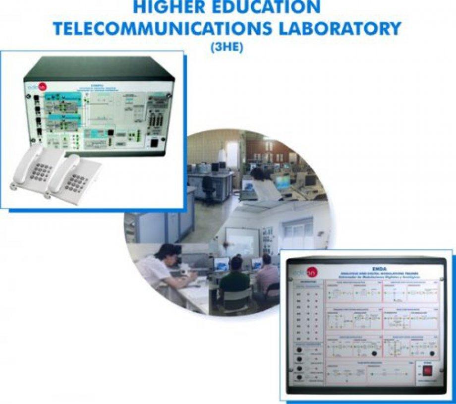 3HE Higher Education Telecommunications Laboratory
