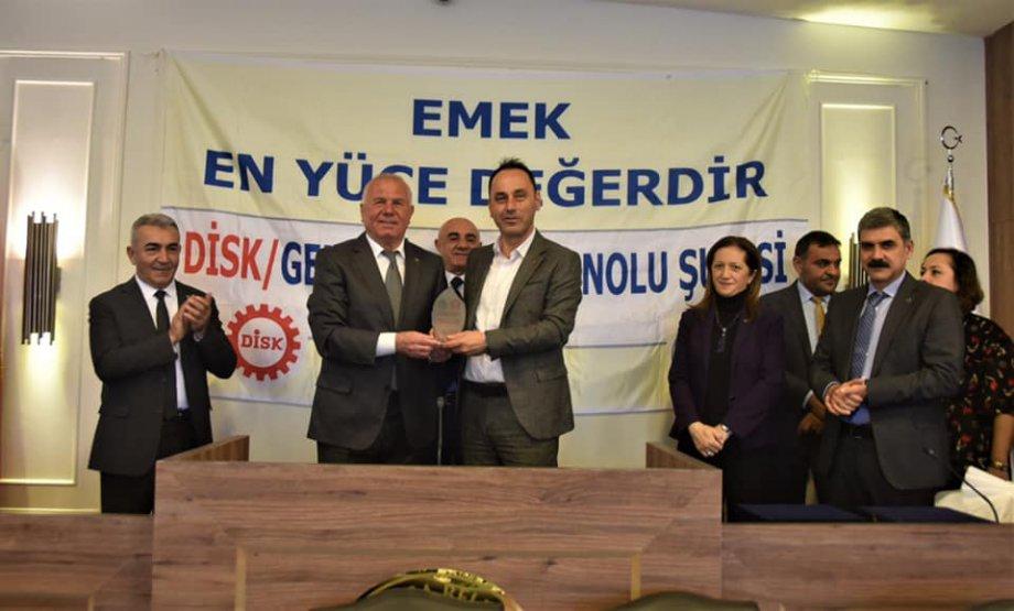 Kemalpaşa Belediyesi ile Toplu İş Sözleşmesi İmzaladık