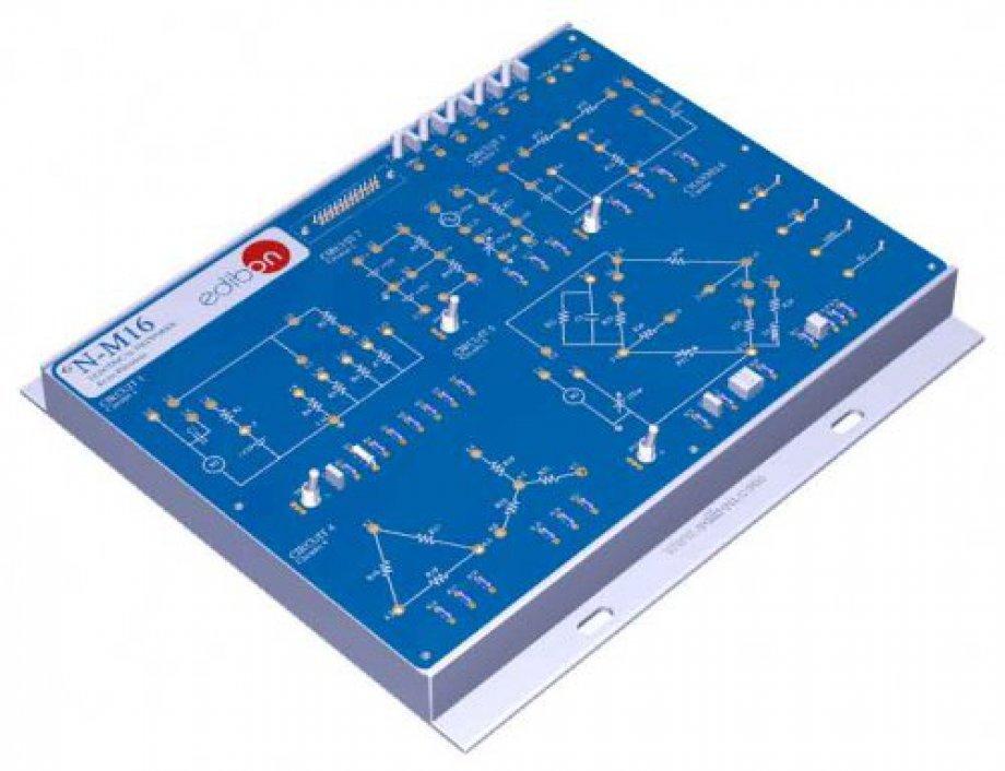 N-M16 Electric Networks