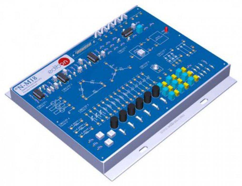 N-M18 Three-phase Circuits