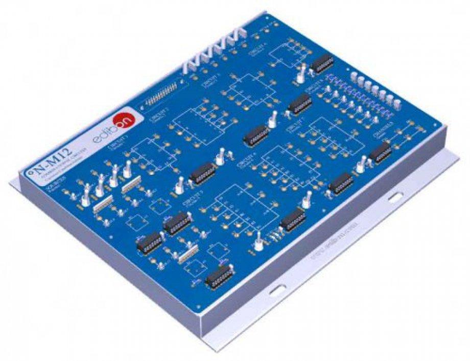 N-M12 Basic Combinational Circuits