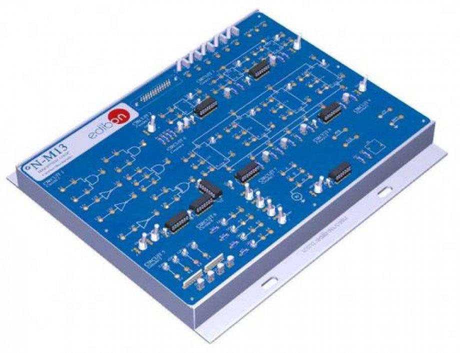N-M13 Basic Sequential Circuits