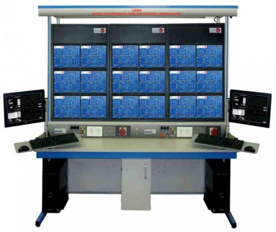 LIEBA Basic Electronics and Electricity Laboratory: