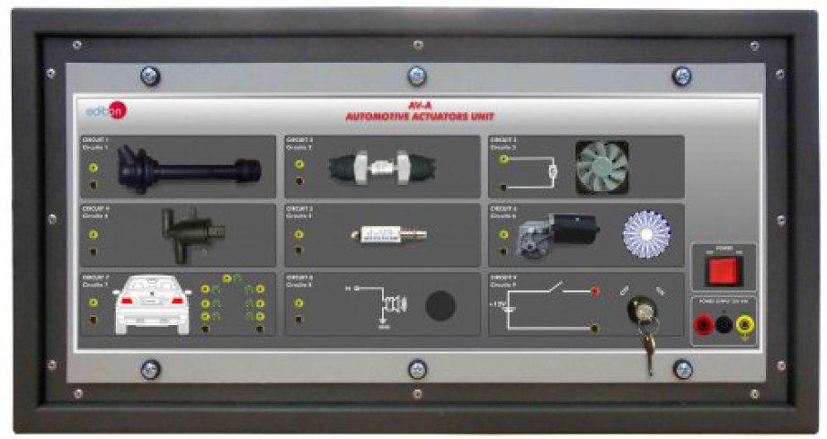 AV-A Automotive Actuators Unit