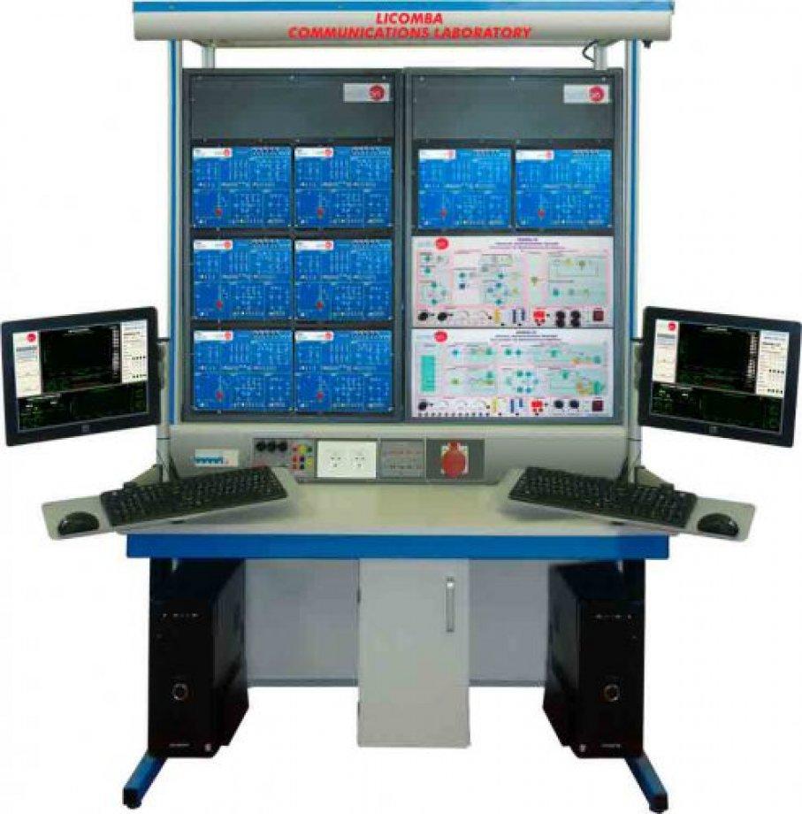 LICOMBA Communications Laboratory