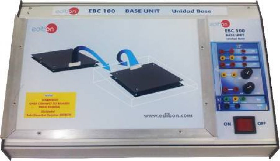 EBC100 Base Unit, with built-in power supply
