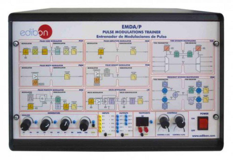 EMDA/P Pulse Modulations Trainer