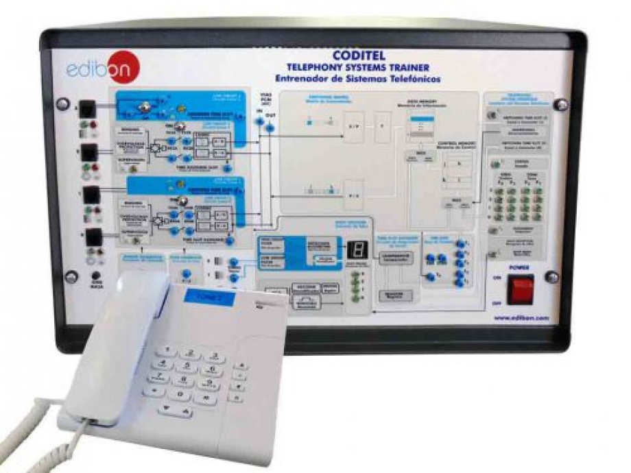 CODITEL Telephony Systems Trainer