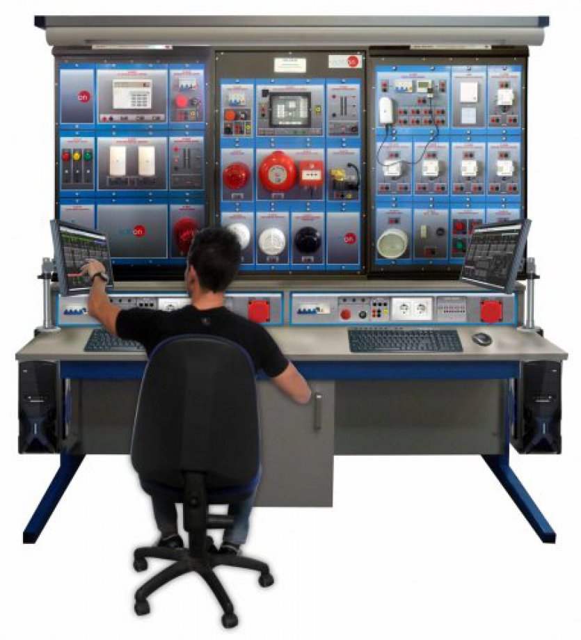 AEL-2 Home Automation Systems Laboratory