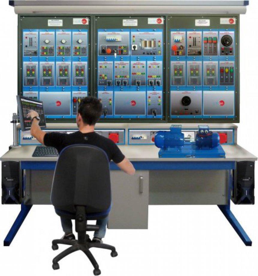 AEL-3 Electrical Machines Laboratory