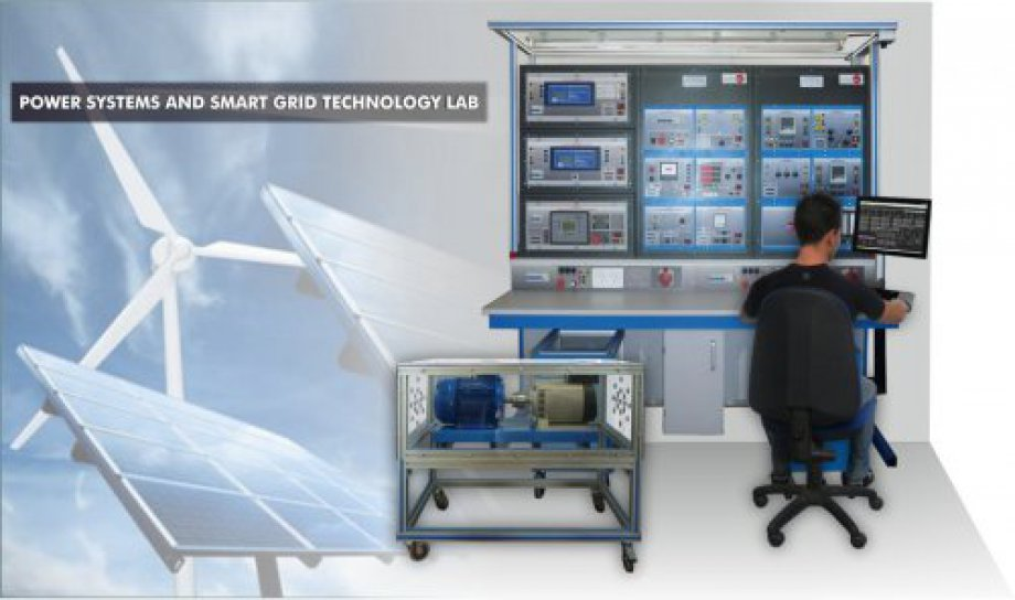 AEL-5 Power Systems and Smart Grid Technology Laboratory