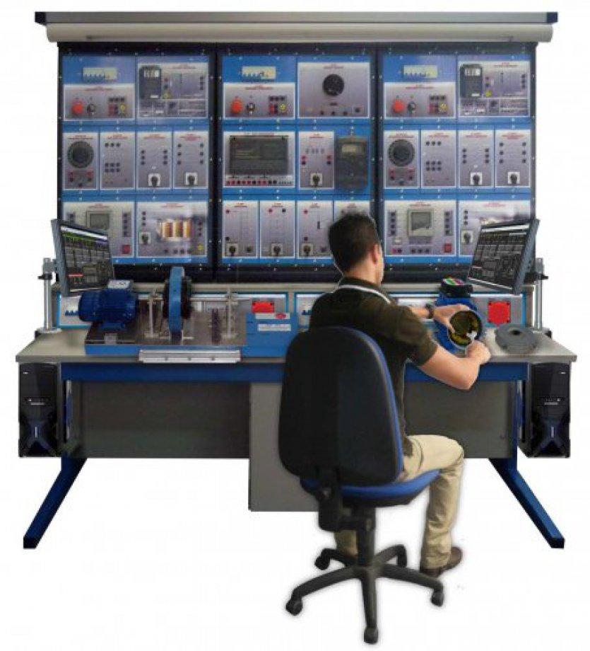 AEL-4 Electromechanical Constructions Laboratory