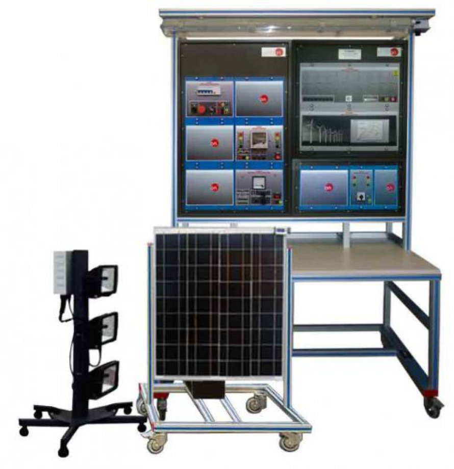AEL-PHVG Photovoltaic Application with Connection to Grid