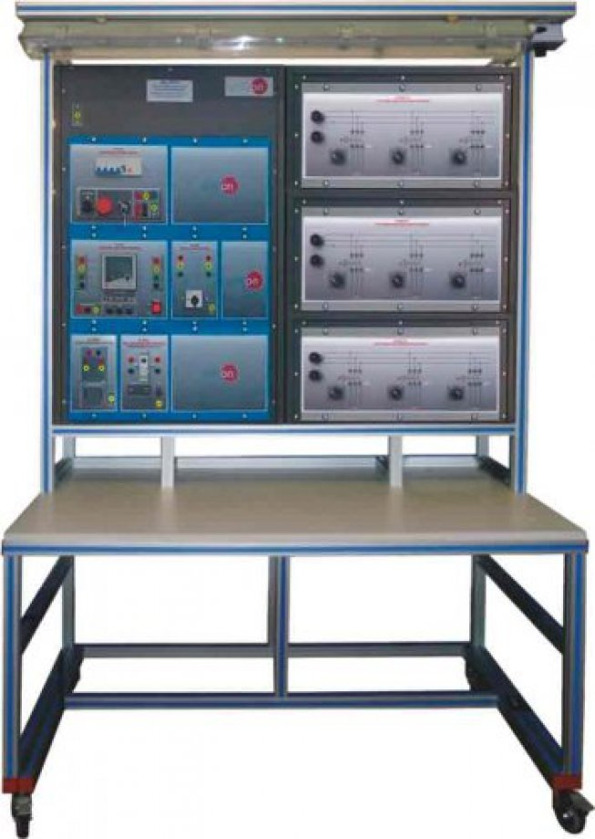 AEL-MRPC Manual Reactive Power Compensation Application