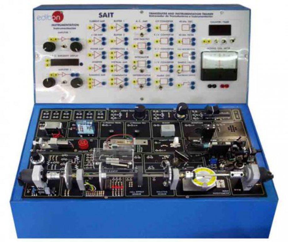SAIT Transducers and Instrumentation Trainer