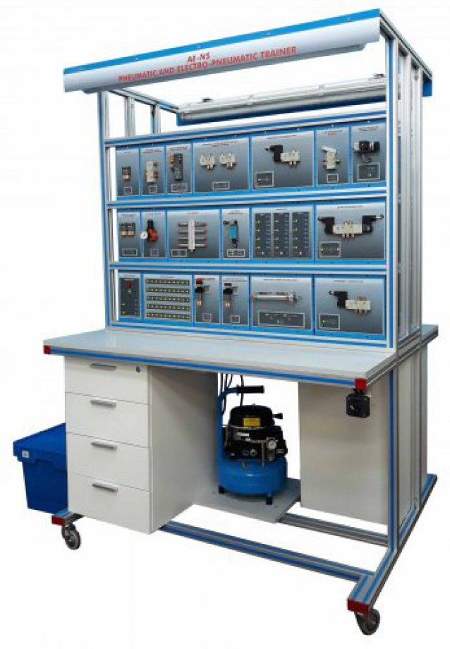 AE-NS Pneumatic and Electro-Pneumatic Application