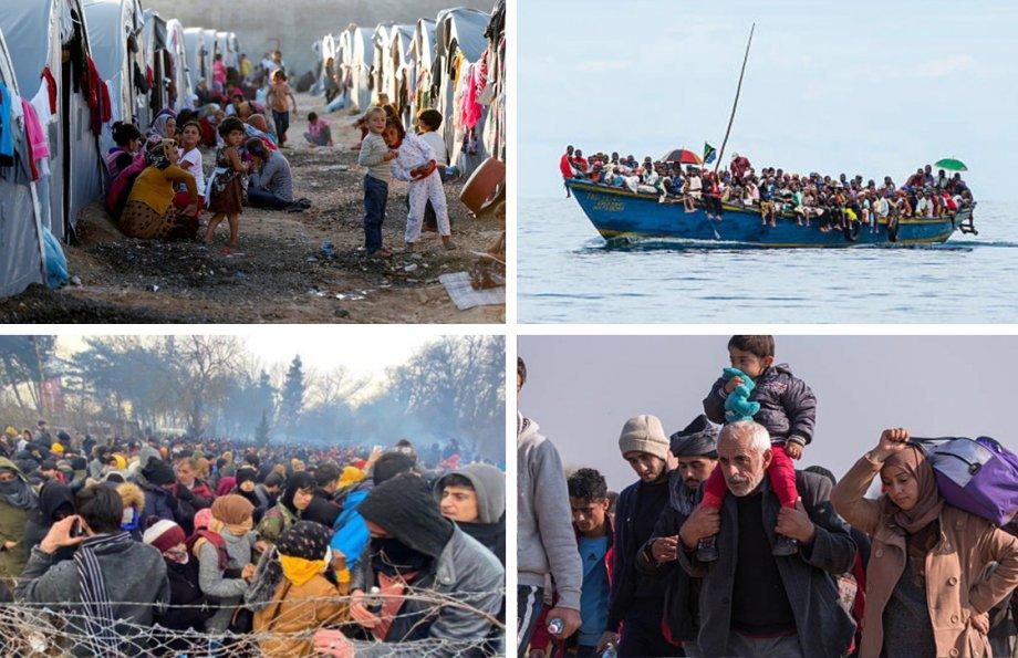 Koronaya Karşı Korunmak Mültecilerin de Hakkıdır